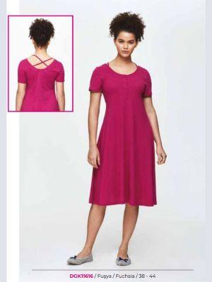 Dagi bayan elbise gecelik 11616